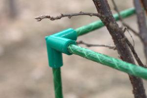 Ограждения для кустов смородины, крыжовника, различных кустов, цветов и пр. Легкие, прочные, не гниют, не выцветают. Прослужат долгие годы