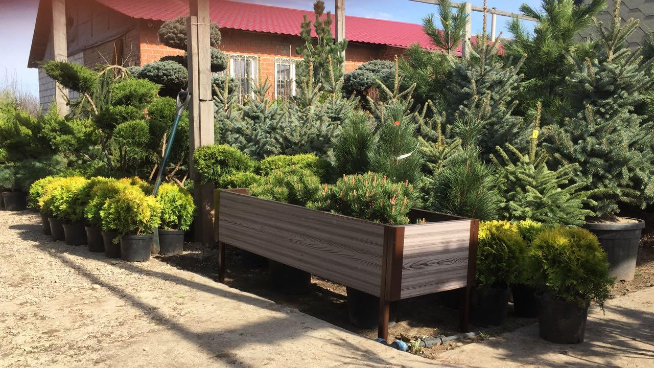 Доска  ДПК GardenDreams для ограждения, высота 30см